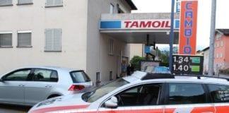 territorio e Polizia in Ticino