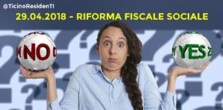 riforma fiscale e sociale in Ticino