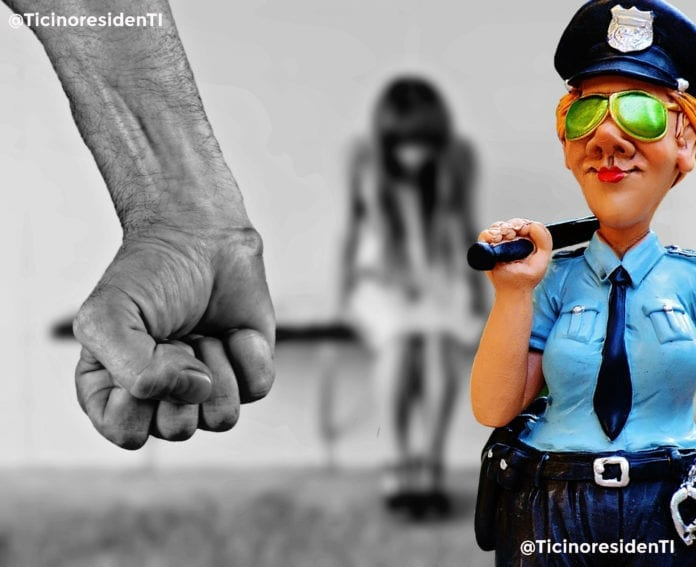 abusi sulle donne e sui minori in Ticino e in Svizzera