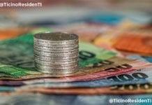 cambio euro in salita, pericolo buste paga