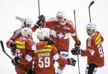 mondiali di hockey Svizzera in finale