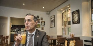 Ignazio Cassis : no all'autodeterminazione