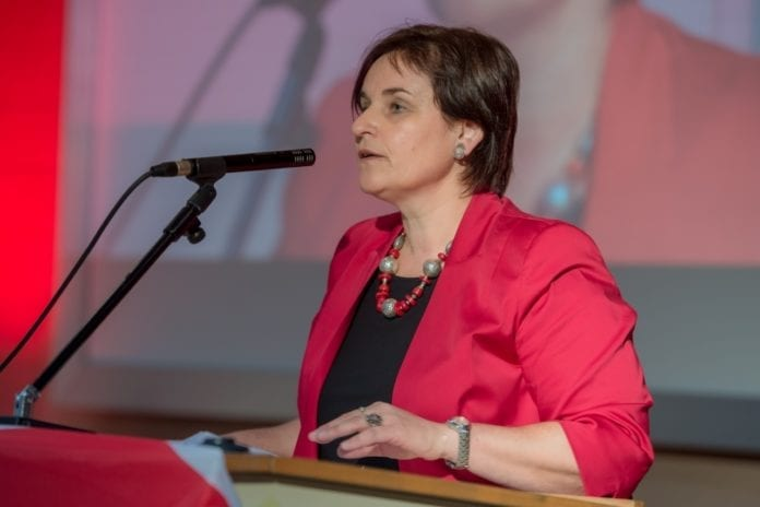 Marina Carobbio: neoeletta Presidente al Nazionale