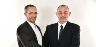 Stefano Introzzi e Pietro Righetti : in campo con UDC per TicinoResidenTI