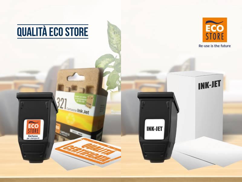 ECOSTORE : lo store specializzato nei consumabili ora anche in Ticino