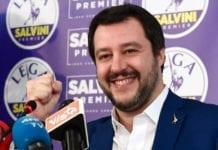 MATTEO SALVINI : un vero leader a protezione dei residenti (italiani)