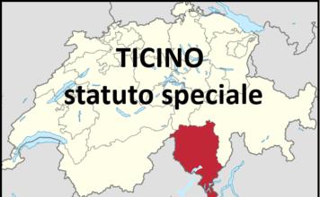 TICINO - Verdi e PC vogliono uno statuto speciale