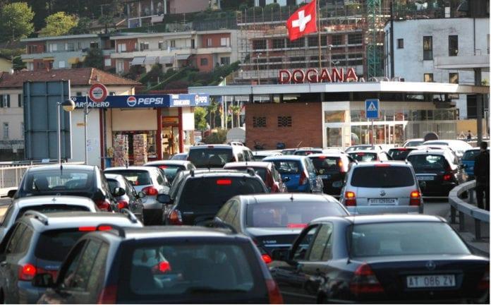 FRONTALIERI : tassa d'entrata o sull'inquinamento?