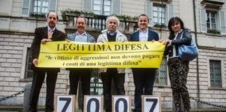 LEGITTIMA DIFESA - Altro che contro la legge: legale e sacrosanta!
