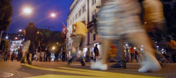 MTL: in Piazza Dante a Lugano per le sottoscrizioni di