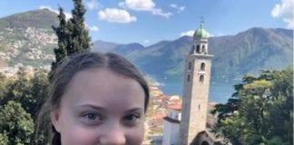 CLIMA - Greta Thunberg resta praticamente sola a Davos!