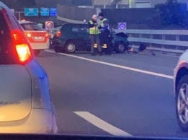 AUTOSTRADA A2: forti disagi almeno fino alle 20 causa incidente