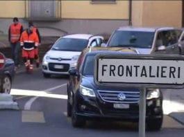 DOGANE: vietare l'ingresso ai frontalieri per arginare il coronavirus?