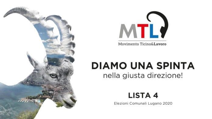 MTL SEZIONE DI LUGANO: presentazione movimento e candidati