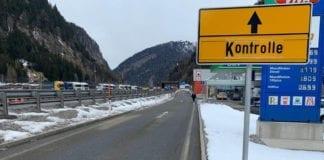 CORONAVIRUS: L'Austria blinda le frontiere. E noi cosa aspettiamo?