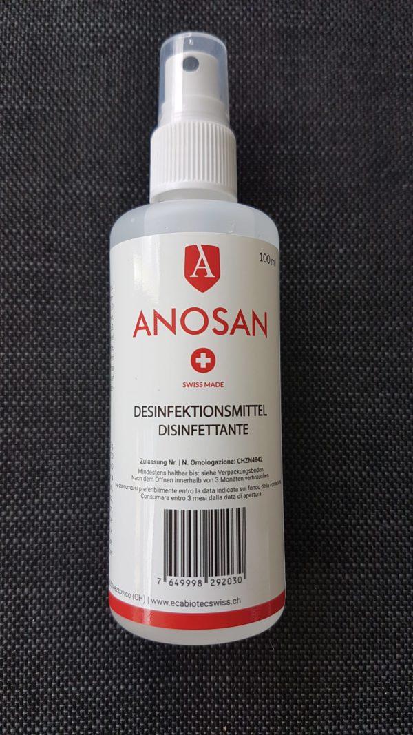 ANOSAN - Shop TIResidenti - Rivenditore autorizzato - spruzzino da 100ml