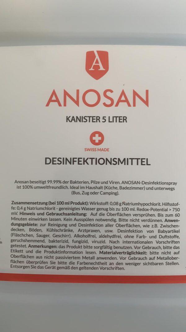 ANOSAN - Shop TIResidenti - Rivenditore autorizzato