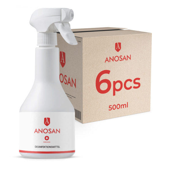 ANOSAN disinfettante minerale 500ml