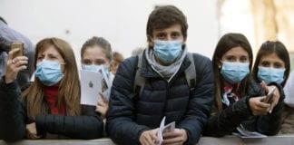 """BERTOLI: La mascherina a scuola? Il Direttore del DECS: """"Ci è stata sconsigliata"""""""
