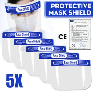 Visiera protettiva Face Shield TIResidenti