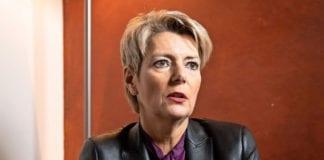 """KARIN KELLER-SUTTER: """"la Svizzera deciderà se consentire il rientro di persone provenienti dall'Italia"""""""