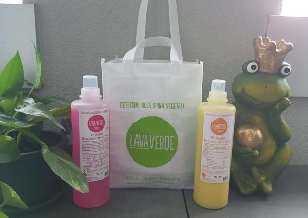 Kit Lavaverde igiene casa - TIResidenti