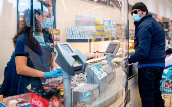 MASCHERINE: consigliato l'uso, ridurrebbero significativamente il rischio di esposizione al virus