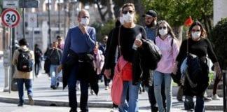 COVID-19: continua l'aumento dei casi di contagio in Svizzera, solo oggi 69 in più.