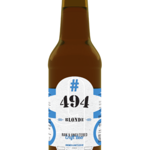 494 Birra Blonde - TIResidenti - 33cl