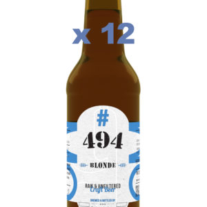 BOX RISPARMIO 12 pz - 494 Blonde - TIResidenti
