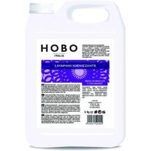 HOBO Lavamani igienizzante antibatterico TIResidenti - 5l tanica