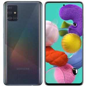 SMARTPHONE GALAXY A51 - 128 GB - Nero