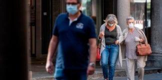 """Engelberger: """"Le mascherine dovrebbero essere una costante nei prossimi mesi."""