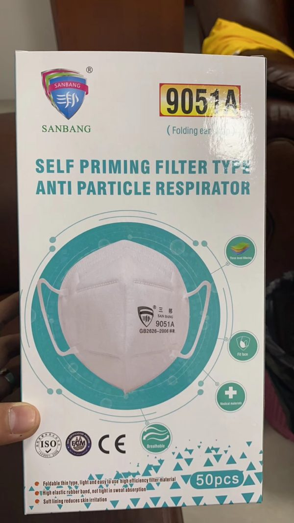 Sanbang FFP2 TIResidenti