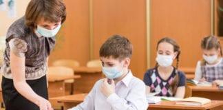 SCUOLA: da lunedì mascherina obbligatoria nelle scuole di Soletta. E in Ticino?