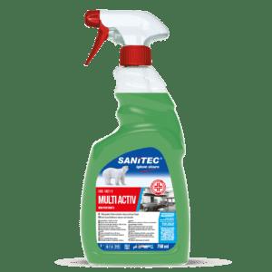 MULTI ACTIV Disinfettante pronto all'uso per superfici ad uso ambientale