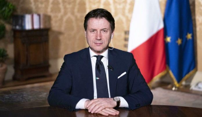 ITALIA: da subito nuove misure anti-Covid,