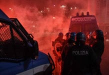 ITALIA: le misure anti-covid innescano proteste e violenza