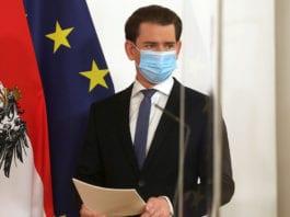 AUSTRIA: lockdown prolungato e mascherine FF2 obbligatorie