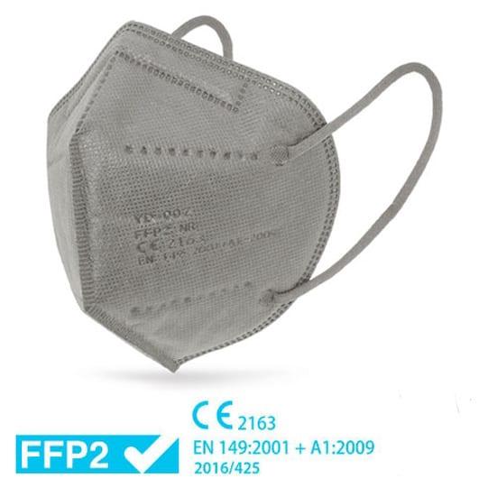 Mascherina FFP2 GRIGIA TIResidenti