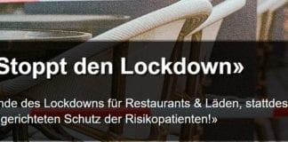 LOCKDOWN: oltre 200'000 svizzeri firmano la petizione per chiederne la fine.