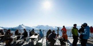 TERRAZZE: in Grigioni aperte fino a domenica, il Ticino fa marcia indietro.