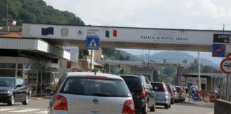 """CONFINE: """"ticinesi in Italia senza tampone fino a 20 Km dal confine"""""""