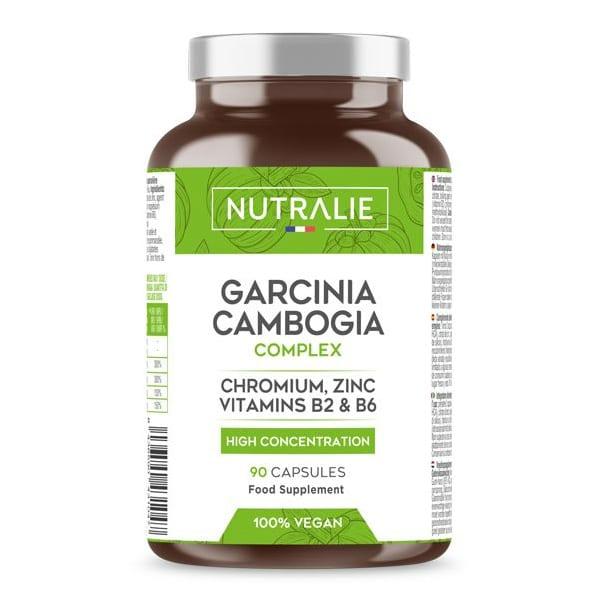 GARCINIA CAMBOGIA: Pura e Extra Forte 60% HCA | Brucia Grassi Naturale