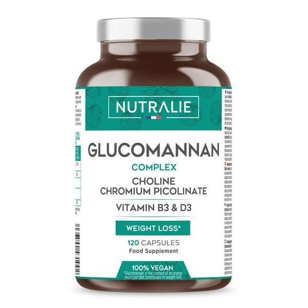 Glucomannano: aiuta a dimagrire e soppressore dell'appetito 100% naturale