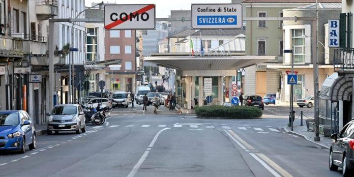 ZONA GIALLA: da lunedì 26 aprile ticinesi in Lombardia senza tampone?