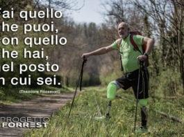 PROGETTO FORREST: una lunga camminata per superare i propri limiti