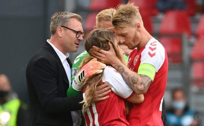 EURO 2020: Kjaer vero capitano, esempio di freddezza, carisma e leadership.