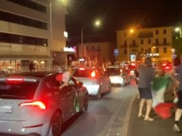 BELGIO-ITALIA: vittoria italiana con denunce e multe a Lucerna.
